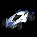 Mantis body icon cobalt