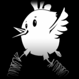 Spring Chicken decal icon
