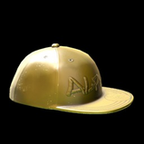 Gold Cap topper icon