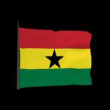 Ghana antenna icon