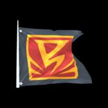 Unreal Tournament - Red antenna icon