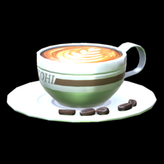 Latte topper icon