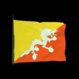 Bhutan antenna icon