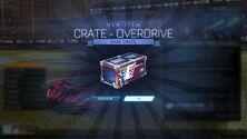 Crate - Overdrive - unlock