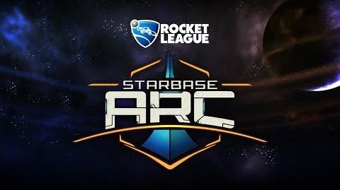 Rocket League® - Starbase ARC Trailer
