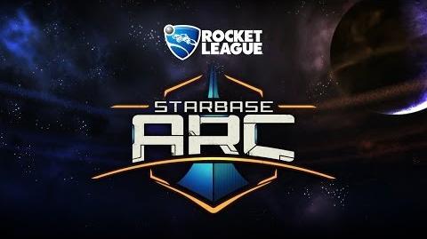 Rocket League® - Starbase ARC Trailer