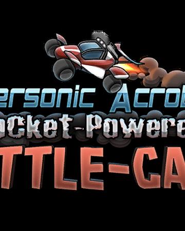 Supersonic Acrobatic Rocket Powered Battle Cars Rocket League Wiki Fandom