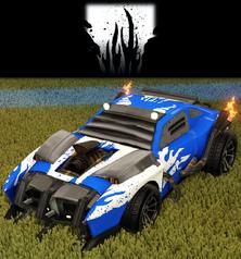 Flames 2 decal premium