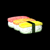 Sushi Nigiri topper icon