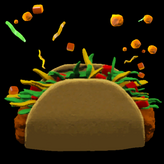 Taco rocket boost icon
