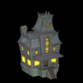 Haunted House topper icon