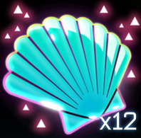 Shells currency icon