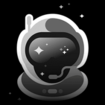 Spacestation Gaming decal icon