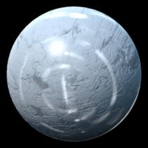 Marble paint finish icon
