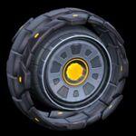 Rocket Forge I wheel icon