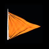 Safety Flag antenna icon