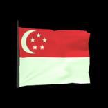 Singapore antenna icon