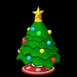 Christmas Tree topper icon