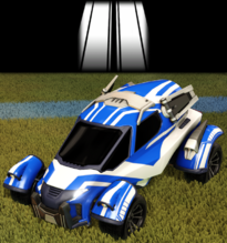 Mean streak decal rare