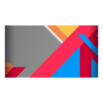 Abstract player banner icon