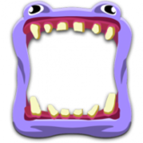 Blabberwockey avatar border icon