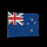 New Zealand antenna icon