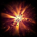Solar Flare goal explosion icon