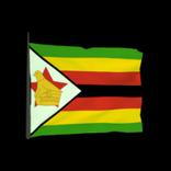 Zimbabwe antenna icon