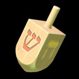 Dreidel antenna icon