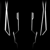 Slimline decal icon