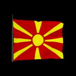 Macedonia antenna icon