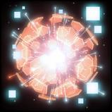 Striker pro goal explosion icon