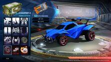 Crate - Champion 4 - FSL