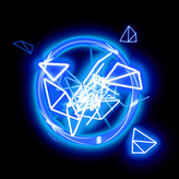 Fractal Fire rocket boost icon