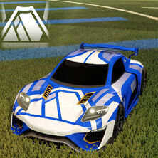 Jäger 619 RS The Summit decal