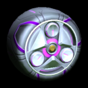FGSP wheel icon purple