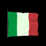 Italy antenna icon