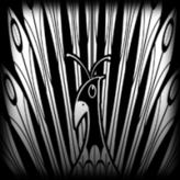 Peacock decal icon