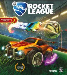 Rocket League CE box art updated