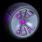 Libertine wheel icon