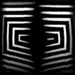 Labyrinth decal icon