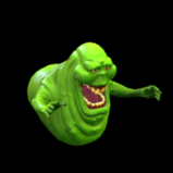 Slimer topper icon