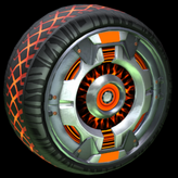 Cruxe wheel icon