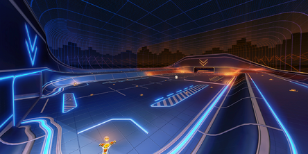 Underpass arena preview