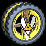 Bionic Team Vitality wheel icon