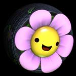 Flower Child wheel icon