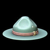 Campaign Hat topper icon