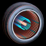 Infinium wheel icon