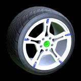 Luigi NSR wheel icon