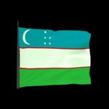 Uzbekistan antenna icon
